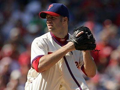 J.A. Happ went 12-4 with a 2.93 ERA in 2009. (Yong Kim/Staff file photo)