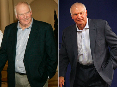 Charlie Manuel has lost almost 60 pounds over the past several months. (Lenny Ignelzi/Alejandro A. Alvarez/AP and Staff photos)
