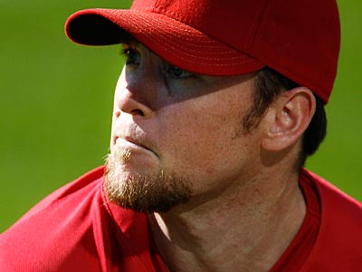Brad Lidge signed a one-year deal with the Nationals. (Tom Mihalek/AP file photo)