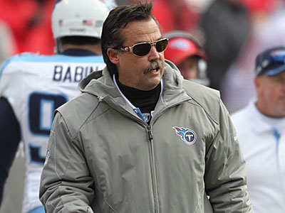 Jeff Fisher´s departure makes Andy Reid the longest-tenured coach in the league. (David Drapkin/AP File Photo)