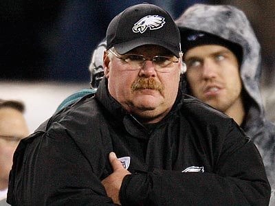 The Eagles denied that head coach Andy Reid would be stepping down. (David Maialetti/Staff file photo)