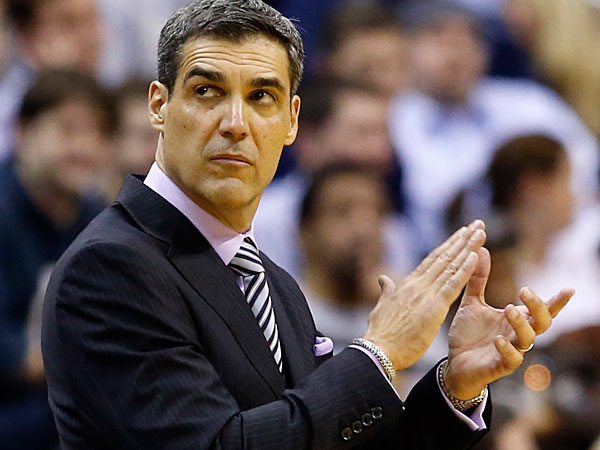 Villanova head coach Jay Wright. (Alex Brandon/AP)
