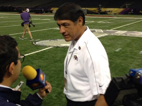 Juan Castillo, now with the Ravens, talks Reid, Washburn, Eagle…