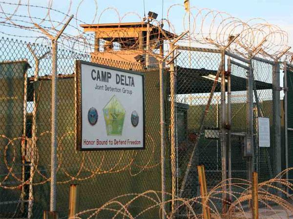 Camp Delta at Guantanamo Bay. (Canadian Press)