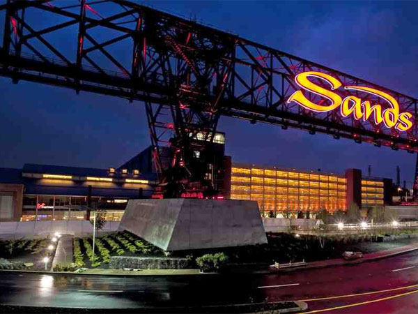 Sands Casino Resort Bethlehem. (File photo)
