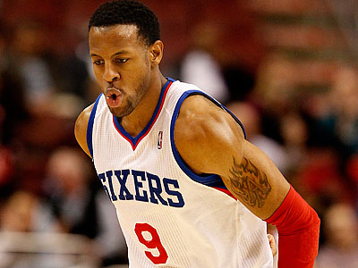In 2010, Andre Iguodala was a starter for the USA World Championship Team, which won the gold medal. (Ron Cortes/Staff file photo)