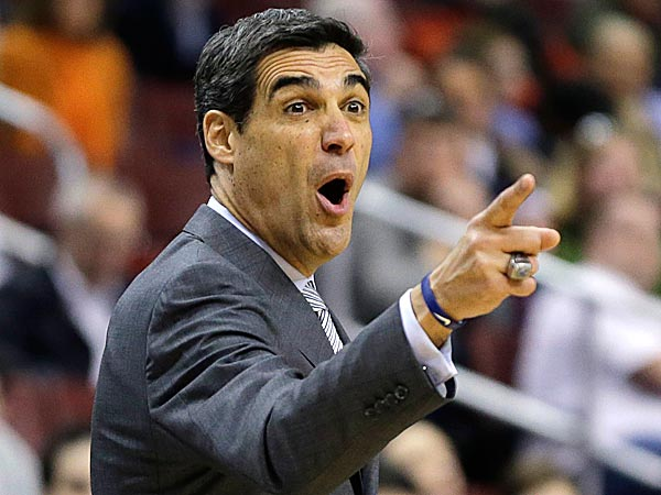 Villanova head basketball coach Jay Wright. (Matt Slocum/AP file photo)