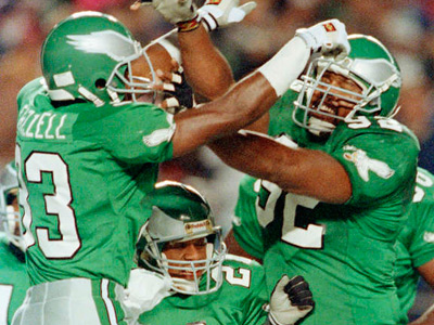 Fans petition Eagles to bring back kelly green uniforms