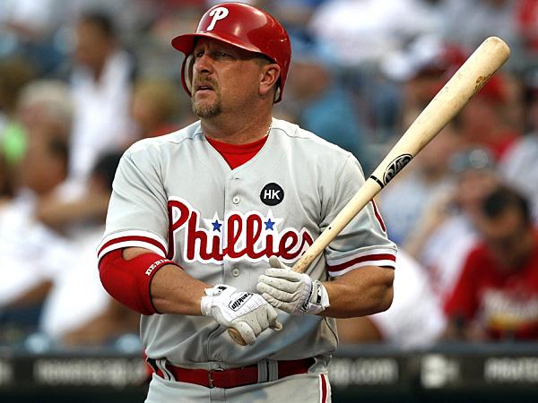 Former Phillie Matt Stairs. (Keith Srakocic/AP file photo)
