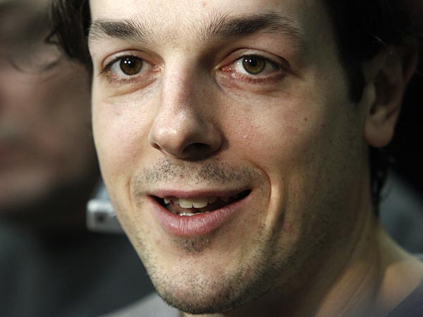 Former Flyers forward Danny Briere. (Alejandro A. Alvarez/Staff file photo)