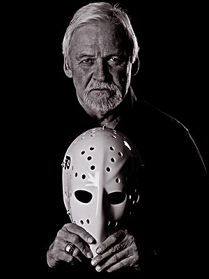 Bernie Parent is a two-time Stanley Cup Champion, Hockey Hall of Fame inductee, two-time author, and co-founder of Legends Sports Marketing.(Photo courtesy of bernieparent.net)