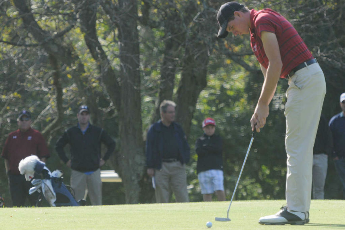 Philmont Country Club hosts the Big Five Golf Invitational.