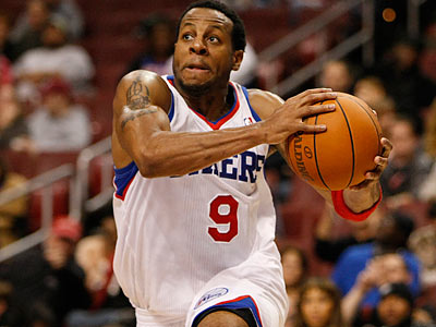 Will Andre Iguodala get traded before the trade deadline? (Michael S. Wirtz/Staff file photo)
