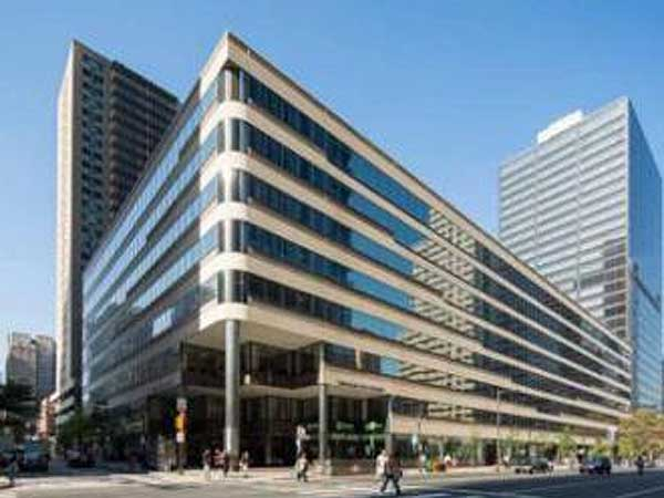 Brandywine Realty Trust, Radnor, says it will redevelop 1900 Market Street, which houses Nasdaq´s Philadelphia Stock Exchange operations and investment and law firm offices. The company paid $34.8 million for the building in 2011. (Photo: brandywinerealty.com)