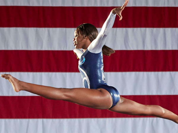 ´The Gabby Douglas Story´ airs at 8 p.m. Saturday on Lifetime.