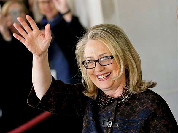 Hillary Rodham Clinton. (AP Photo/J. Scott Applewhite)