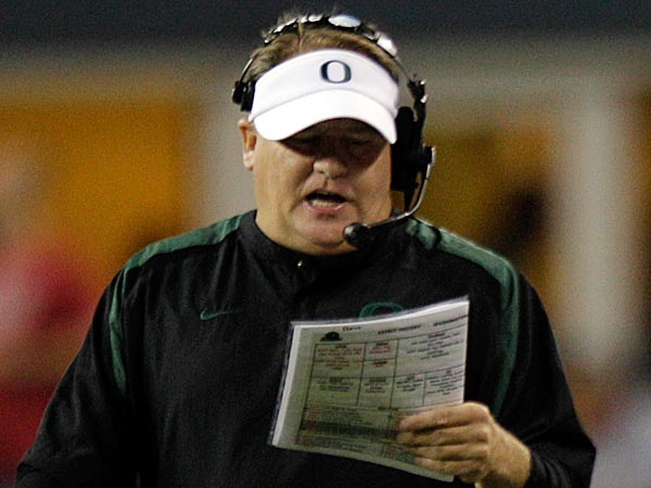 Since his initial and largely positive first impression, Eagles head coach Chip Kelly has pretty much vanished. (Ted S. Warren/AP file photo)