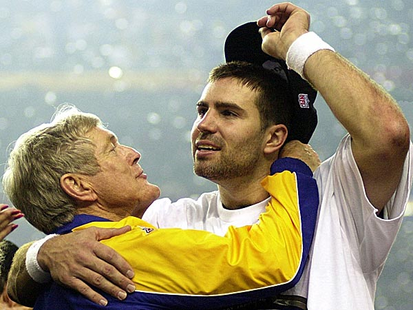 Delaware´s Joe Flacco becomes the first Super Bowl Most Valuable Player to come out of a non-BCS college since Kurt Warner. (Dave Martin/AP file photo)
