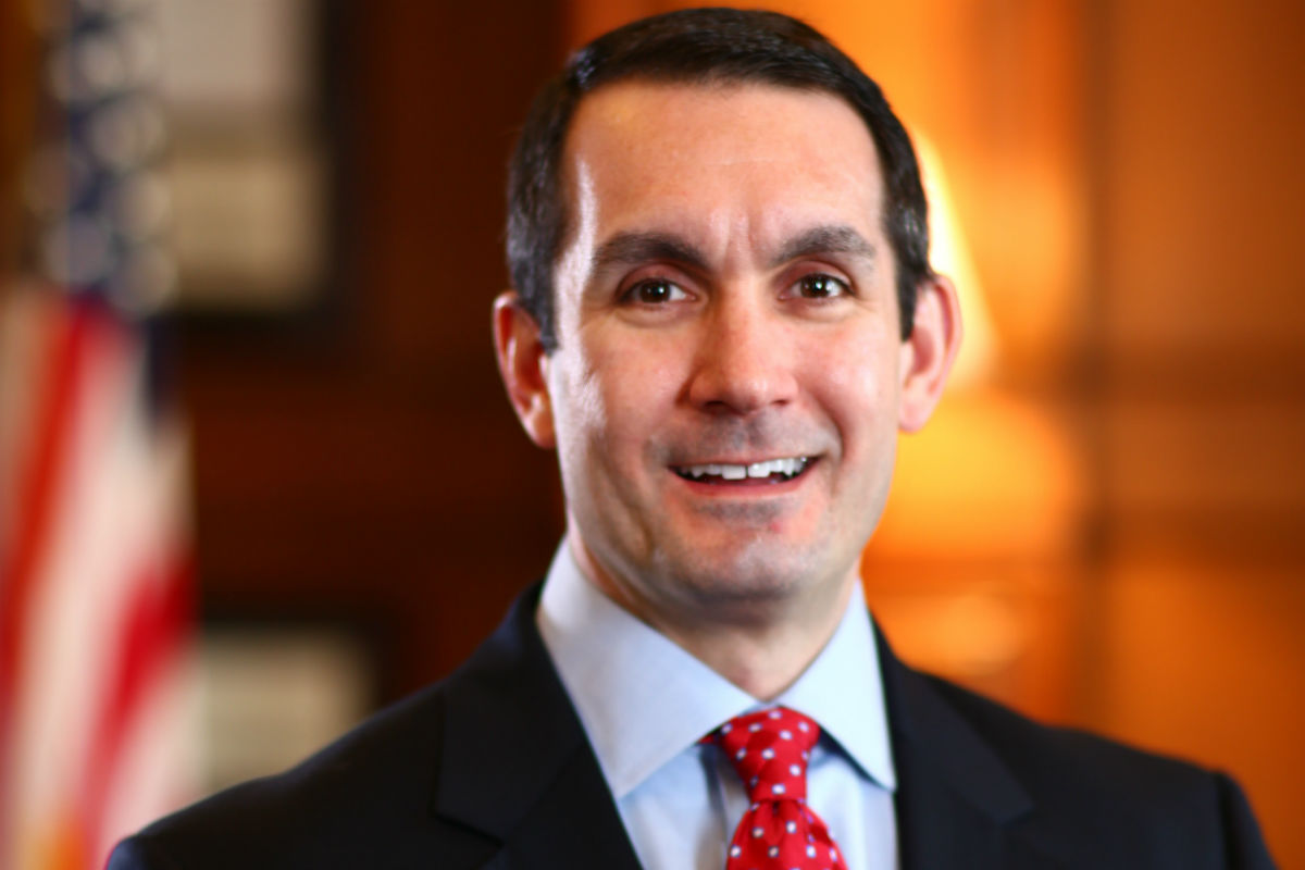 Pennsylvania Auditor General Eugene DePasquale.