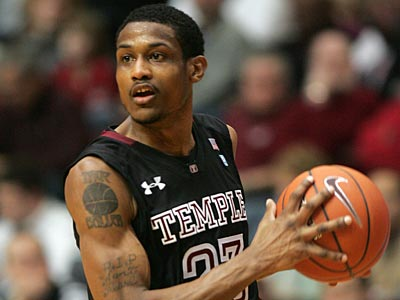 Temple guard Ramone Moore scored 13 points against Rhode Island.  (David Swanson/Staff file photo)