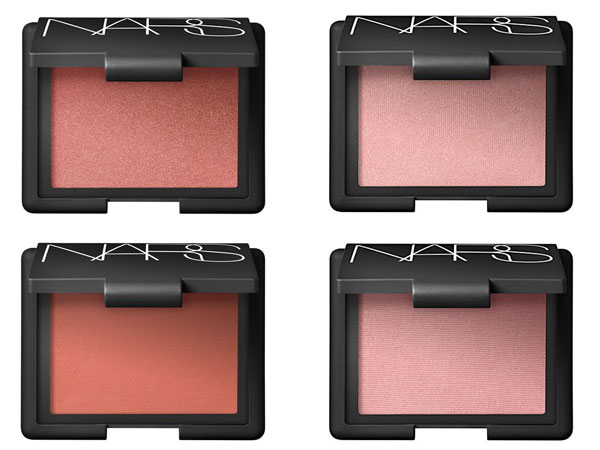 NARS blushes add a pretty pop of color to your cheeks.