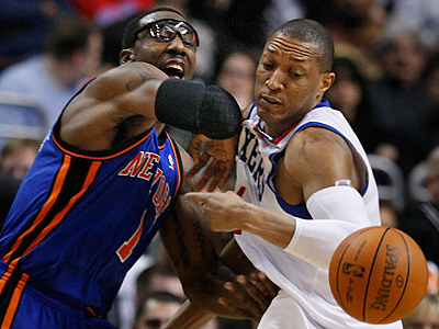 The Knicks and Sixers are set to face off for the second time in three days. (Ron Cortes/Staff Photographer)