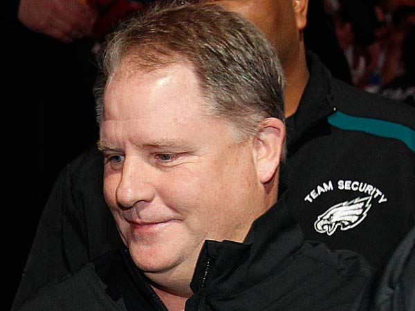 Chip Kelly will begin presenting us with his decisions as if they were meticulously decorated Christmas trees, and all we will do is start looking for the broken branches. (Alejandro A. Alvarez/Staff Photographer)