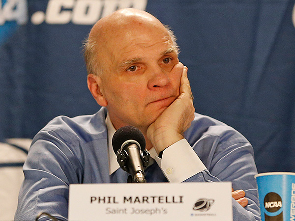 Phil Martelli: 'If it's the hardest thing they face, they ...