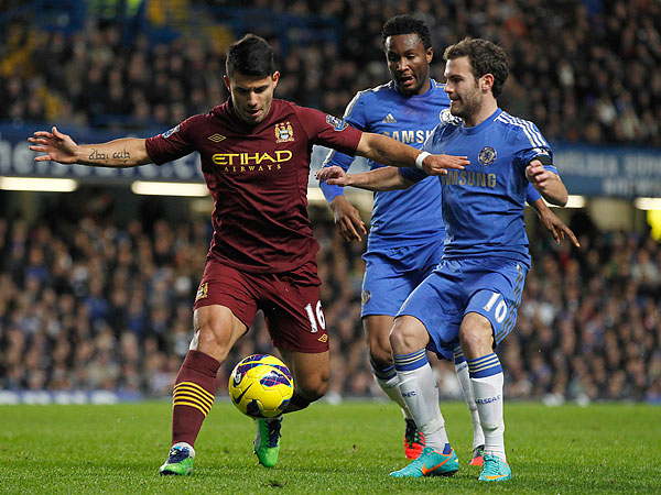 Manchester City and Chelsea are among the biggest spenders in English soccer. (Sang Tan/AP file photo)