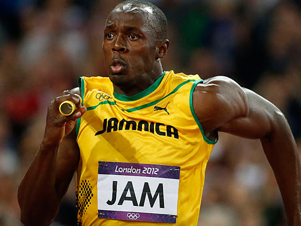 Usain Bolt (AP Photo)