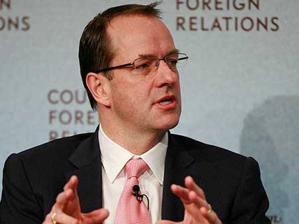 Andrew Witty, chief executive officer of GlaxoSmithKline. (Associated Press)