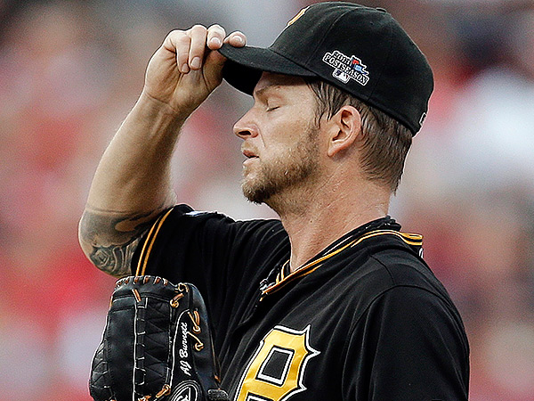 A.J. Burnett would have been a good acquisition for the Phillies. (Jeff Roberson/AP file photo)