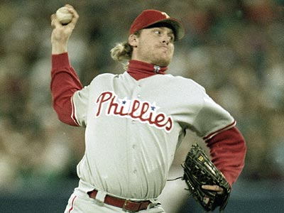 Will this be the year Curt Schilling is voted to the Phillies Wall of Fame? (Rusty Kennedy/AP File Photo)