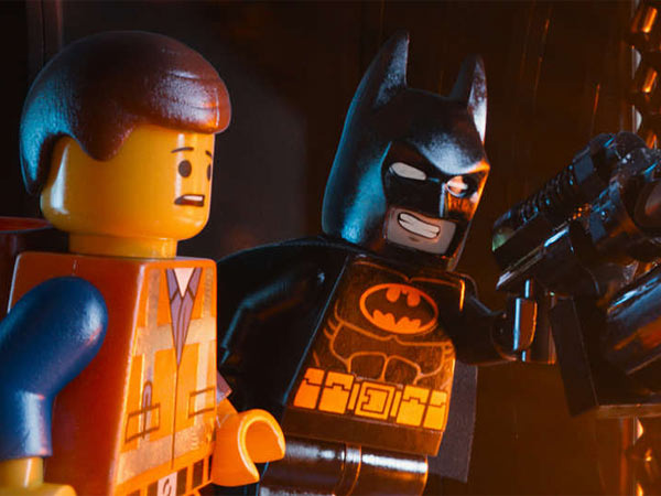 "Batman is voiced by Will Arnett in the recently released ""The Lego Movie."""