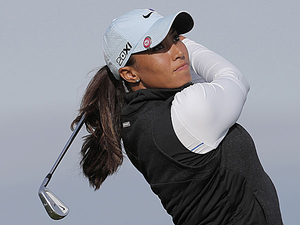 Cheyenne Woods. (Laurent Cipriani/AP file photo)