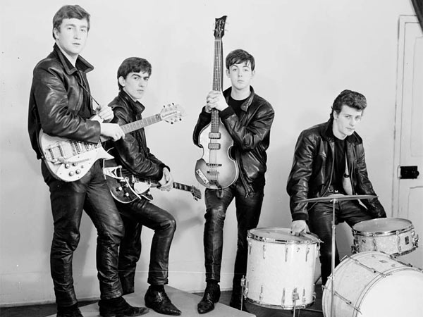 "The Beatles in December 1961. Eight months later, drummer Pete Best would be replaced by Ringo Starr. Volume 1 of Mark Lewisohn´s fascinating ""Tune In"" stops four months after that, in December 1962."