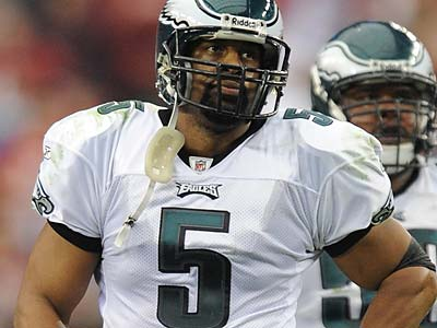 Donovan McNabb´s meeting with Eagles management will likely take place before the NFL Scouting Combine begins on Feb. 18. (Clem Murray/Staff file photo)