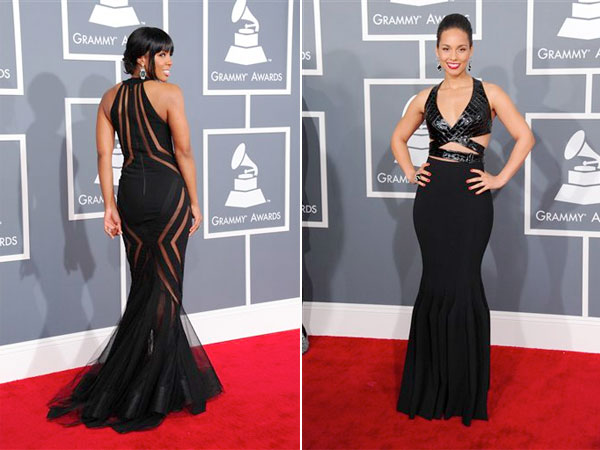 2013 Grammy Awards: Red carpet recap