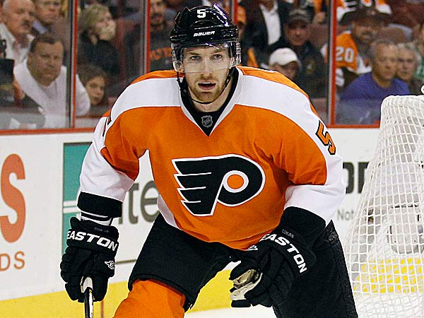 Flyers defenseman Braydon Coburn. (Yong Kim/Staff file photo)