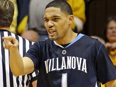 Villanova recorded one of its most impressive wins of the season Monday at West Virginia. (David Smith/AP)