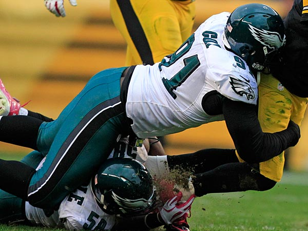 Eagles defensive line: 4-3 or 3-4?