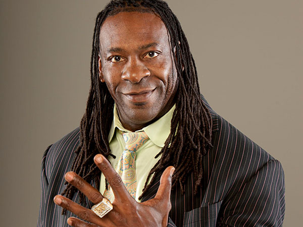 Wwe Booker T Quotes: WWE Legend Booker T Transcends Racial Boundaries In