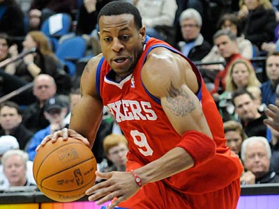 The Sixers are not expected to trade Andre Iguodala before the trade deadline. (Jim Mone/AP Photo)