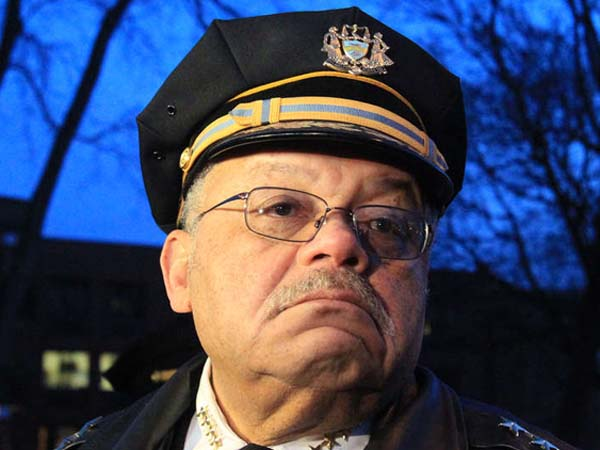 Philadelphia Police Commissioner Charles H. Ramsey   ( CHARLES FOX / Staff Photographer )