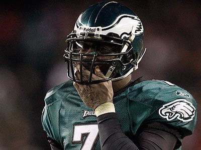 Michael Vick has missed more than one scheduled appearance this offseason. (David Maialetti/Staff Photographer)