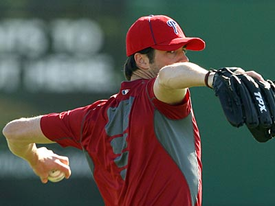 Cole Hamels and the starting staff have combined for 21 seasons of 200 innings pitched. (Yong Kim/Staff Photographer)