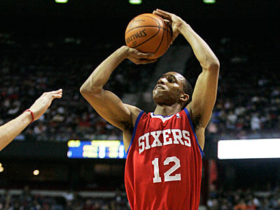 Sixers´ rookie Evan Turner is placing a newfound focus on his jumper. (Duane Burleson/AP File Photo)