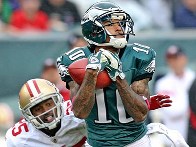 March 5 is the deadline for the Eagles to place the franchise tag on wideout DeSean Jackson. (Steven M. Falk/Staff File Photo)