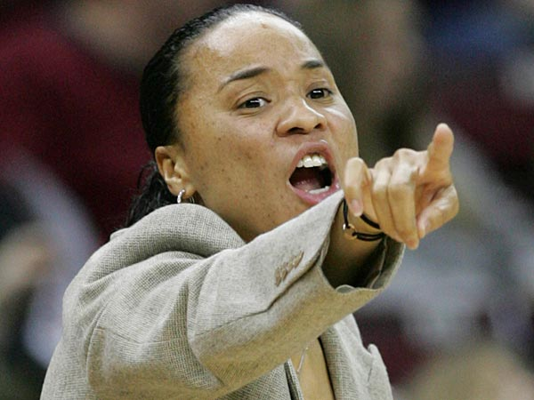 Dawn Staley was one of two Philly representatives to the Basketball Hall of Fame. (AP Photo/Mary Ann Chastain, File)