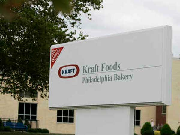 The former Kraft Foods plant in Northeast Philadelphia is now part of Mondelez. (Michael Bryant / Staff Photographer)